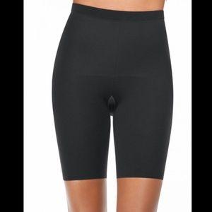 NEW Spanx  Power Panties Black Underwear Slimming